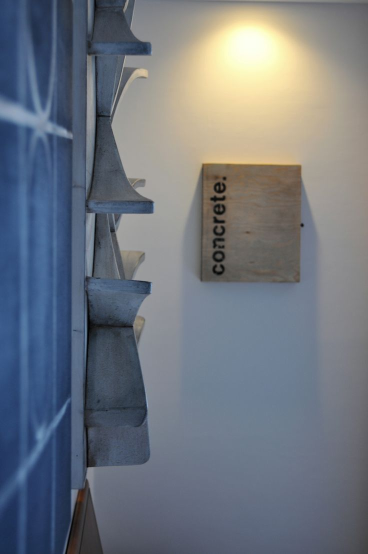 Concrete Project / room 309 / Art Hotel Gran Paradiso / Sorrento 2014 www.be-concrete.com