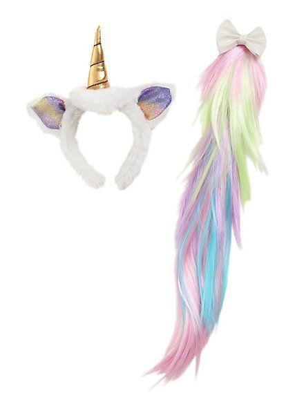 USA Magical Unicorn Horn Head Band Party Kids Hair Headband Fancy Dress Cosplay.