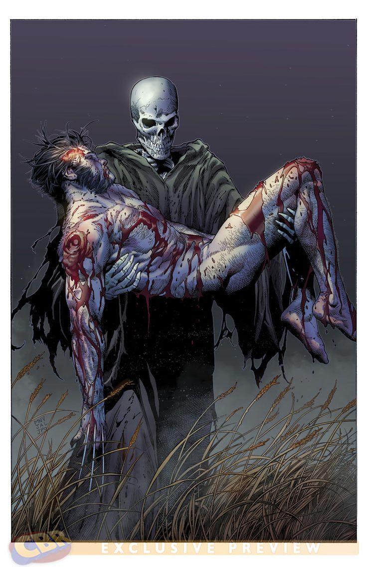 Death-of-Wolverine | Galeria | Omelete