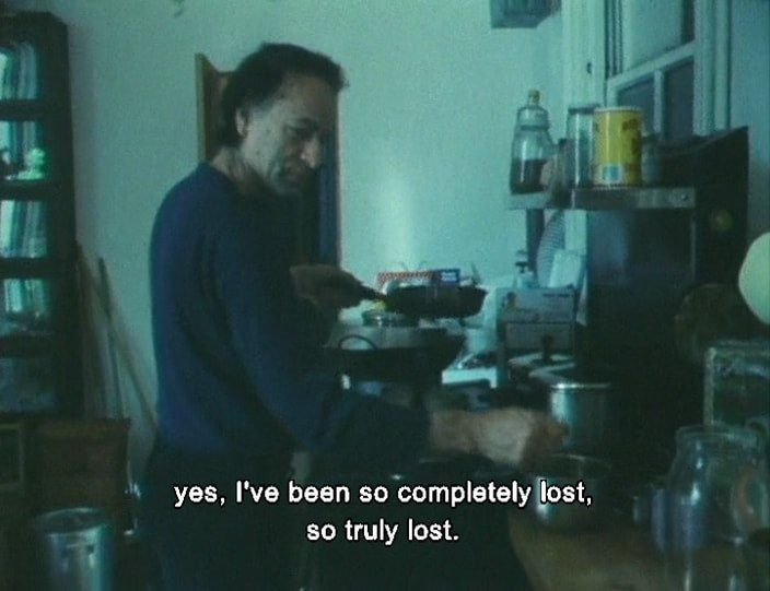 As I Was Moving Ahead Occasionally I Saw Brief Glimpses Of Beauty Jonas Mekas 2000 Cinema Quotes Movie Quotes Mixed Feelings Quotes