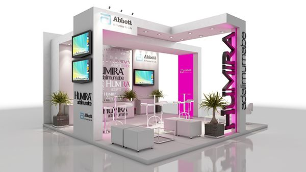 Stand 6m x 6m