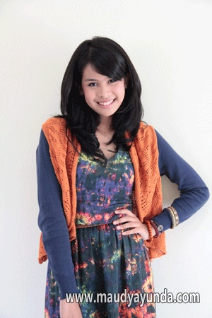 Maudy Ayunda | Suka Fashion, Maudy Tak Pakai Fashion Stylist
