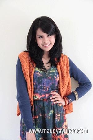 Maudy Ayunda | Suka Fashion, Maudy Tak Pakai Fashion Stylist