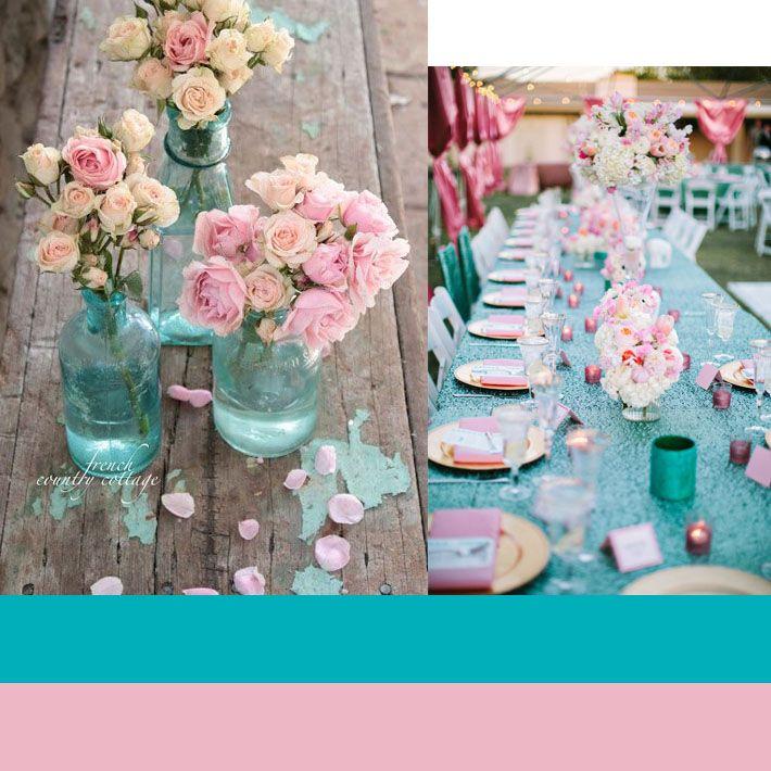 Para ajudar quem está indecisa ainda, hoje vamos conferir algumas inspirações de cores para decoração de casamento! Utilizar uma cor, duas ou mais...