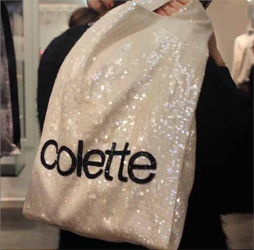 Colette packaging ~ omg! so good