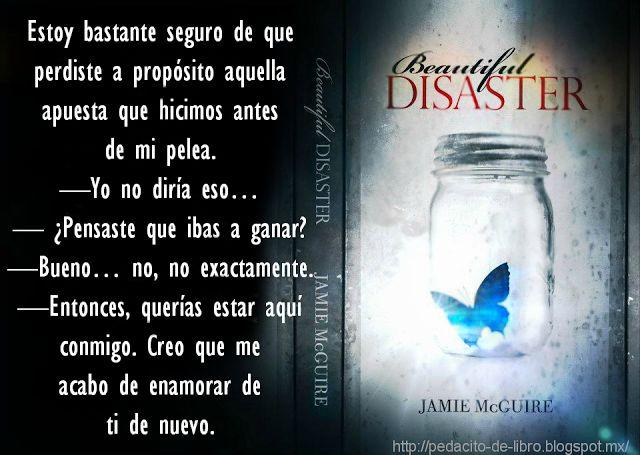 Pedacito de libro: Beautiful Disaster # 24