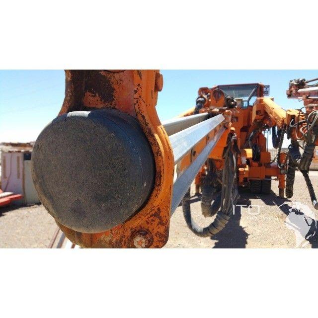 Used Mining Equipment rock drill for Sandvik Tamrock Boomer 316 T11 Data #used #mining #equipment #tamrock #sandvik #germany #baumaschinen #Bergbau  http://www.ito-germany.de/kaufen/scooptram   #tamrock #pluya #sandvik