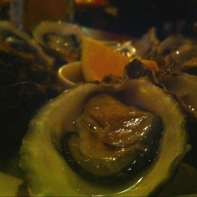 Oysters natural @ Must restaurant #margaretriver