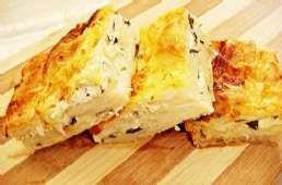 Tereyağlı Peynirli Su Böreği