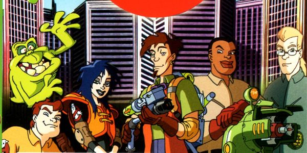 Image result for janine melnitz the real ghostbusters