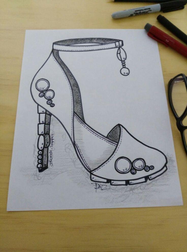 Quick sketch... #dazshoes1916 #diseñoandizappa #zapatos #shoes #calzado #zapatería #diseño #handmade #madeincolombia #diseñodecalzado #sketchdecalzado #sketching #illustration #ilustracion #design #sketchoftheday #shoeart #drawingshoes #dibujozapatos #shoesdraw #shoedesigner #fashiondesigner #fashionillustration #footweardesigner #shoeillustration #medellin #comprocolombiano #footweardesign #shoesketch https://www.facebook.com/DAZ-Shoes1916-349377852081204/ @andi_zappa @Andi_Zappa