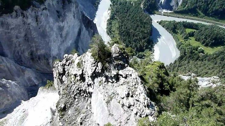 FLIMS-LAAX-VORAB 3000  (HD) MTB Alpi Svizzere Grigionesi
