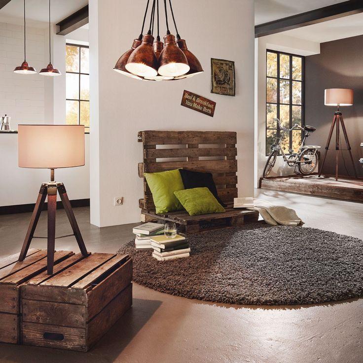 phantasievolle inspiration tischleuchte holz gute pic und cbcadedae copper pendant lights stahl