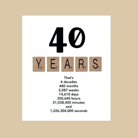 Lustige Geburtstagskarte Schreiben Elegant Geburtstagskarte 40