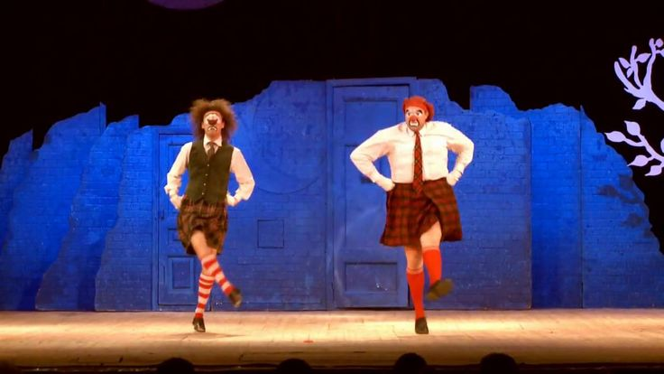 Ирландский танец. Театр Лицедеи (+playlist)