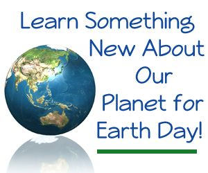 Learn Fun Facts About Our Planet for Earth Day! | Silver Dolphin Books