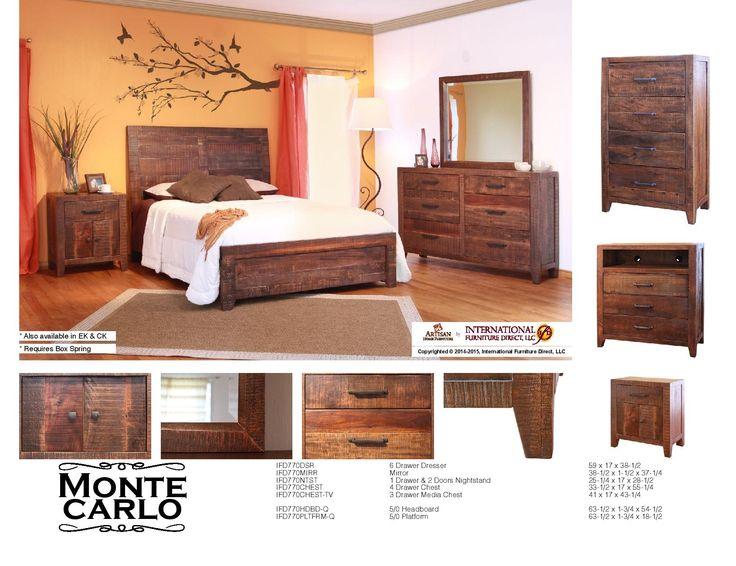 International Furniture Direct Bedroom Furniture - HorizonFurnitureStore.com