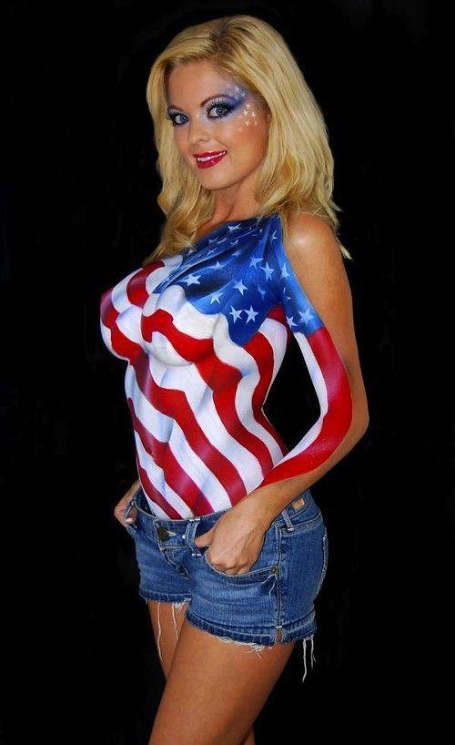 16 Best Patriotic Women Clothing Images On Pinterest -2879