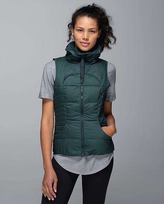 Lululemon | Fluffin Awesome Vest