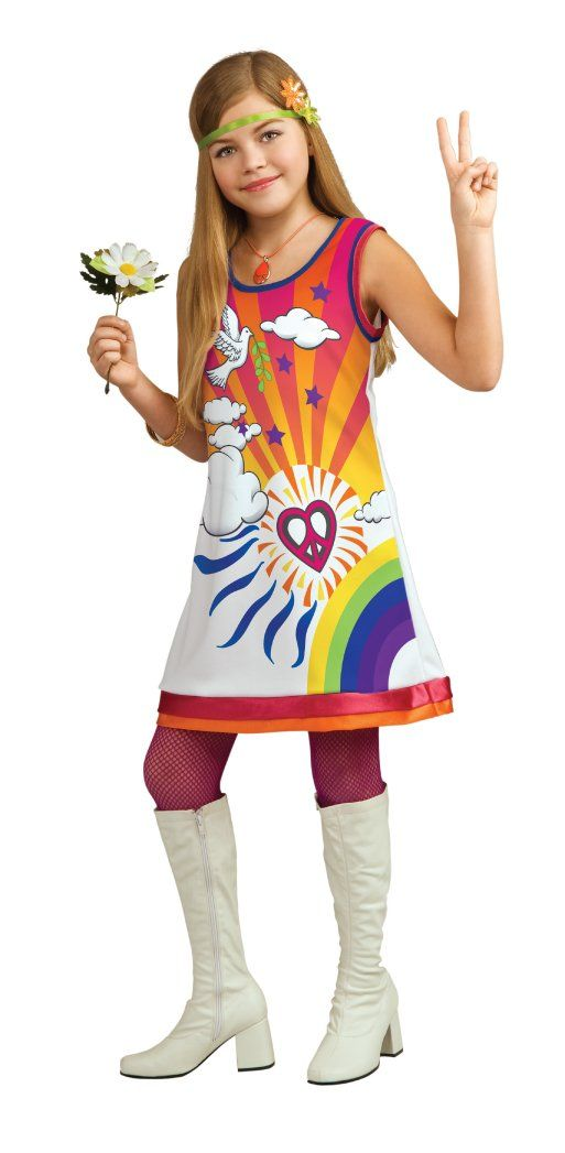 Amazon.com Rubieu0027s Deluxe Sunshine Dreamer Costume Toys u0026 Games  sc 1 st  Pinterest & The 22 best Groovy Theme images on Pinterest | Costume ideas Baby ...
