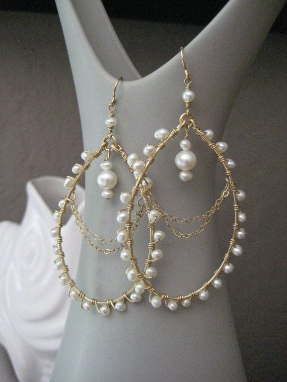 435 best Chandelier earrings images on Pinterest | Jewelry ideas ...