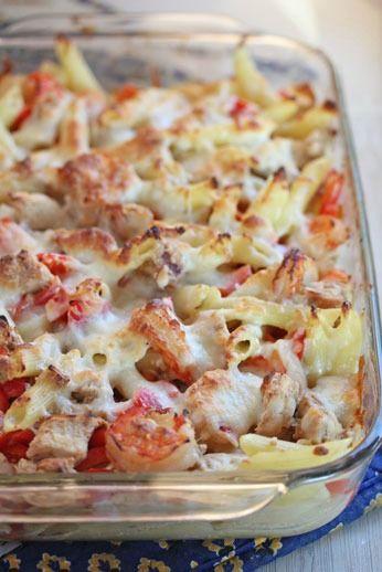 Recipe for CopyCat Penne Rustica from Macaroni Grill    5DollarDinners.com