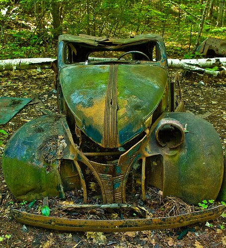 17 best images about abandoned classic cars on pinterest for Moss motors used cars airport