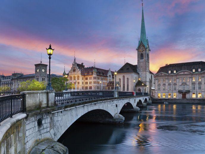 7º lugar - Zurique, Suíça