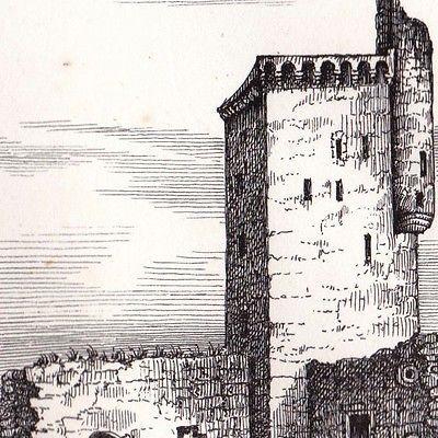 château de CaussadeTrélissac Aquitaine Châteaux Aquitaine