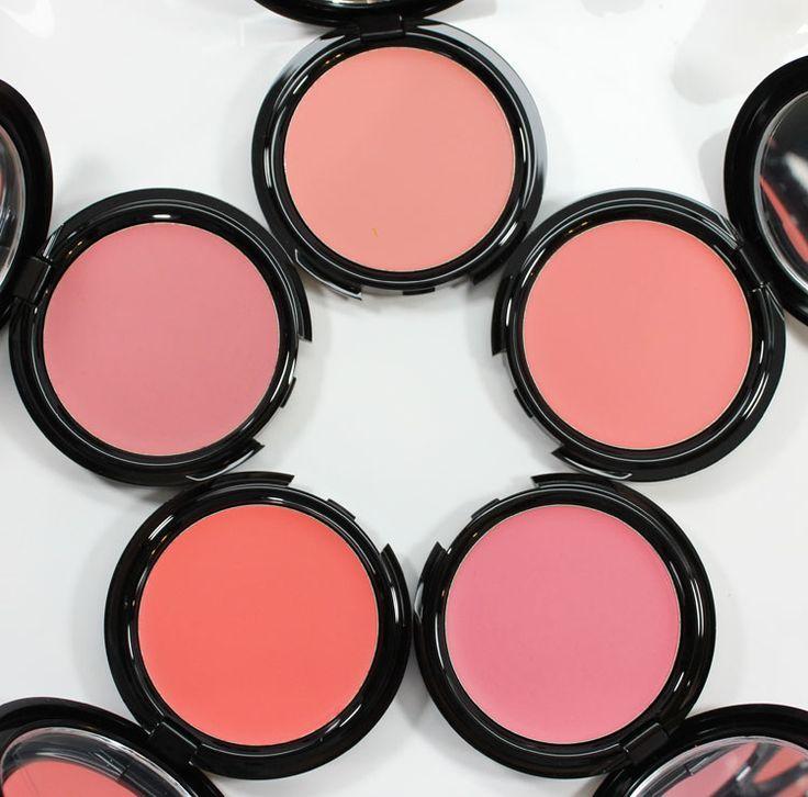 Make Up For Ever HD Blush for Spring 2014 - Vampy Varnish - 330, 410, 215, 225, 210