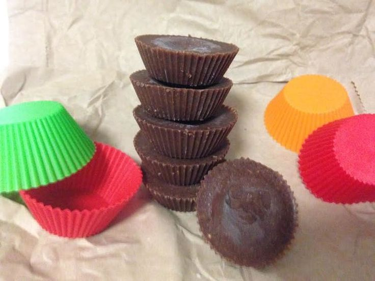 Peppermint Chocolates.  These yummy and easy to make treats are gluten free and dairy free!