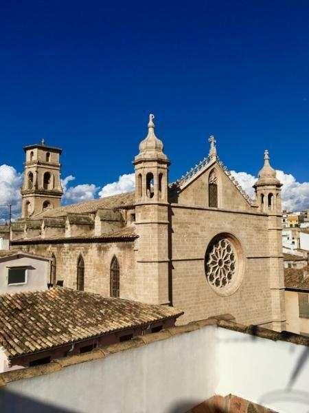 Ideal K che Die Ausstattung dieses Objektes In Palma s sch nstem Stadtzentrum mit traumhaftem Blick ber die D cher der Altstadt