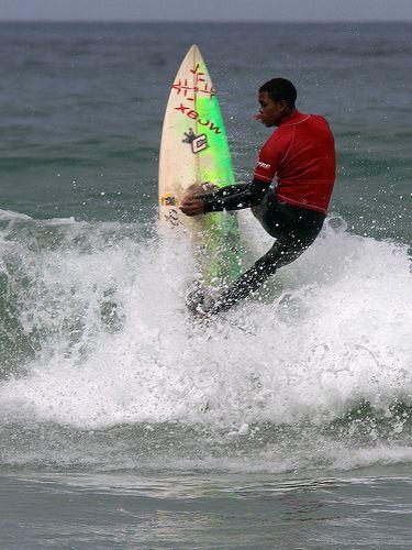 Muizenberg Surfer - South Africa