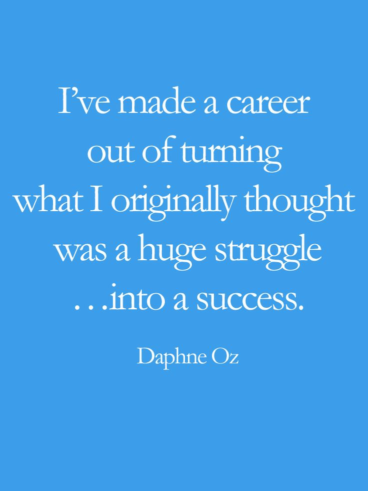 Learn how Daphne Oz turned her struggles into successes in our video series with Glamour, The Making of Me. #StartBetter