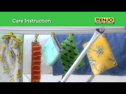 ▶ ENJO Products Use and Care Instruction - YouTube