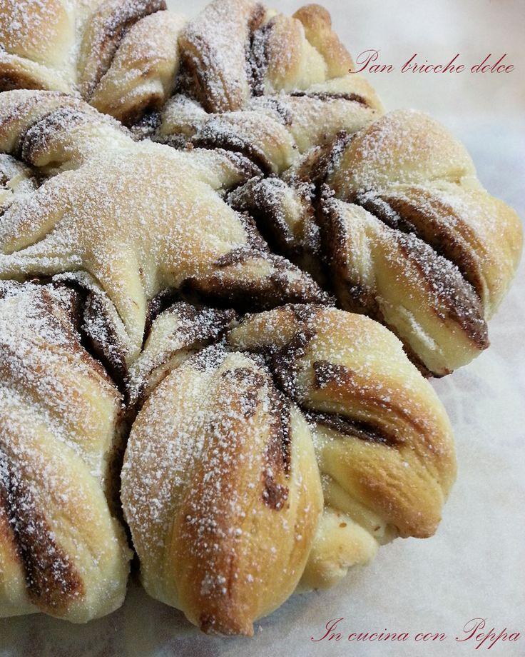 Il panbrioche dolce con nutella è sofficissimo e delizioso; da farcire con nutella,marmellata,gocce di cioccolato fondente, crema al latte, crema pasticcera