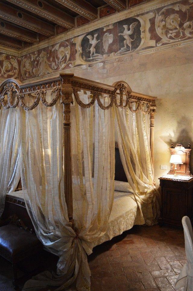 Dormire in un castello del Veneto: ecco il Relais Bevilacqua nel ...