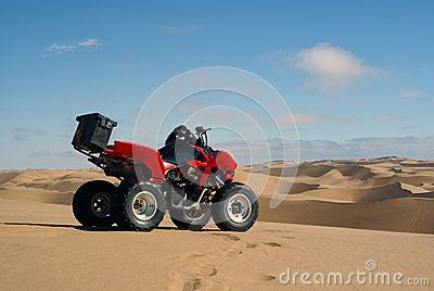 Quad Bike In Namib Desert - Download From Over 31 Million High Quality Stock Photos, Images, Vectors. Sign up for FREE today. Image: 51971914