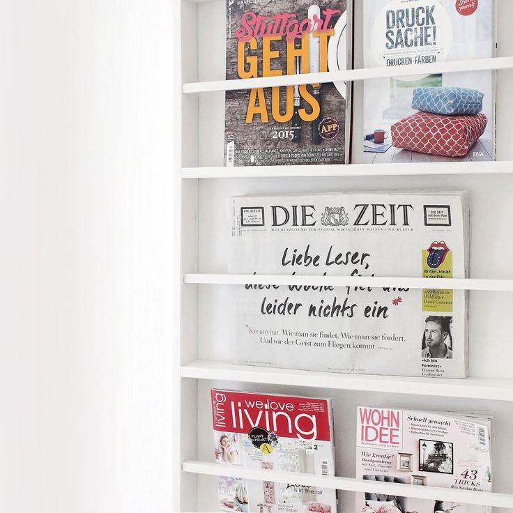 die 25 besten ideen zu zeitschriftenhalter auf pinterest. Black Bedroom Furniture Sets. Home Design Ideas