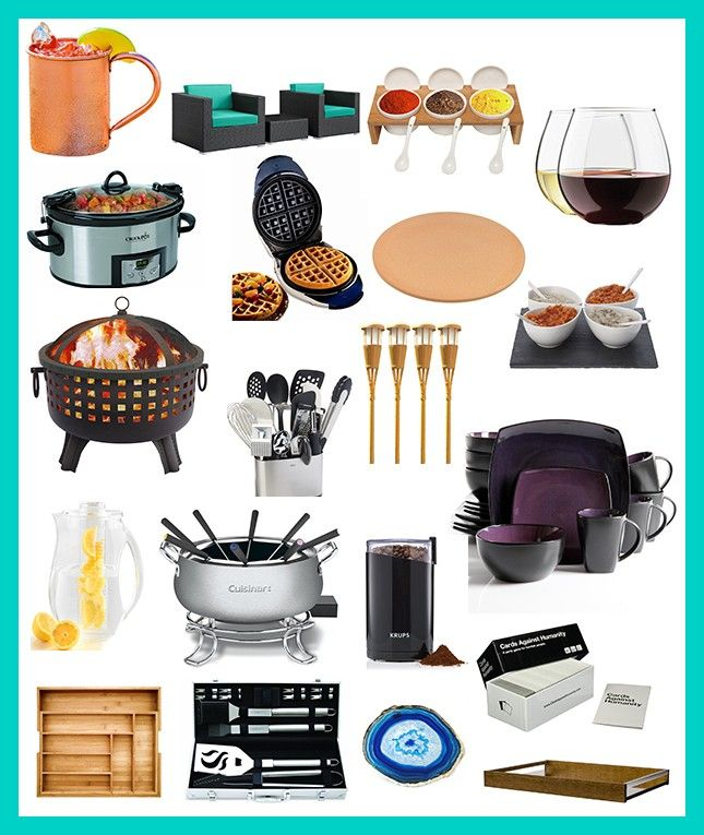 Wedding Registry List Ideas: 25+ Bästa Wedding Registries Idéerna På Pinterest