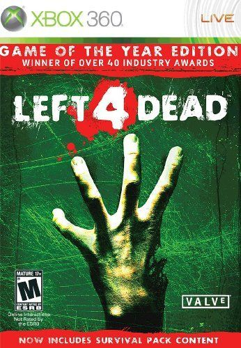 Left 4 Dead – Game of the Year Edition -Xbox 360