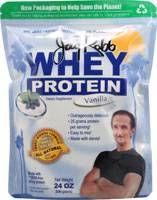 Jay Robb Whey Protein Powder Vanilla