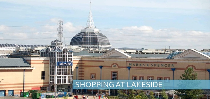 Lakeside Shopping Centre Offers - See our FREE BargainBugs App for details!