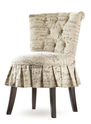 Shop For Hooker Furniture Melange Fifi Vanity Chair, And Other Living Room  Chairs At Swanns Furniture And Design In Tyler, TX.