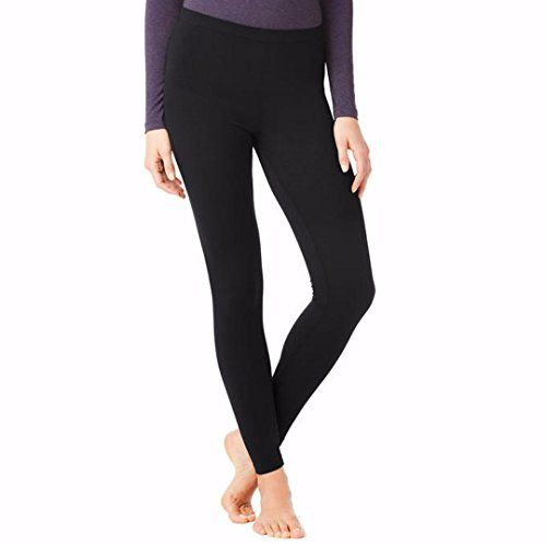 Keep warm. Stay dry. This 32 Degree base layer thermal legging from Weatherproof features quick-dry fabric with anti-odor and anti-static properties.  http://darrenblogs.com/us/2018/01/23/32-degrees-heat-weatherproof-womens-base-layer-thermal-leggings-black/