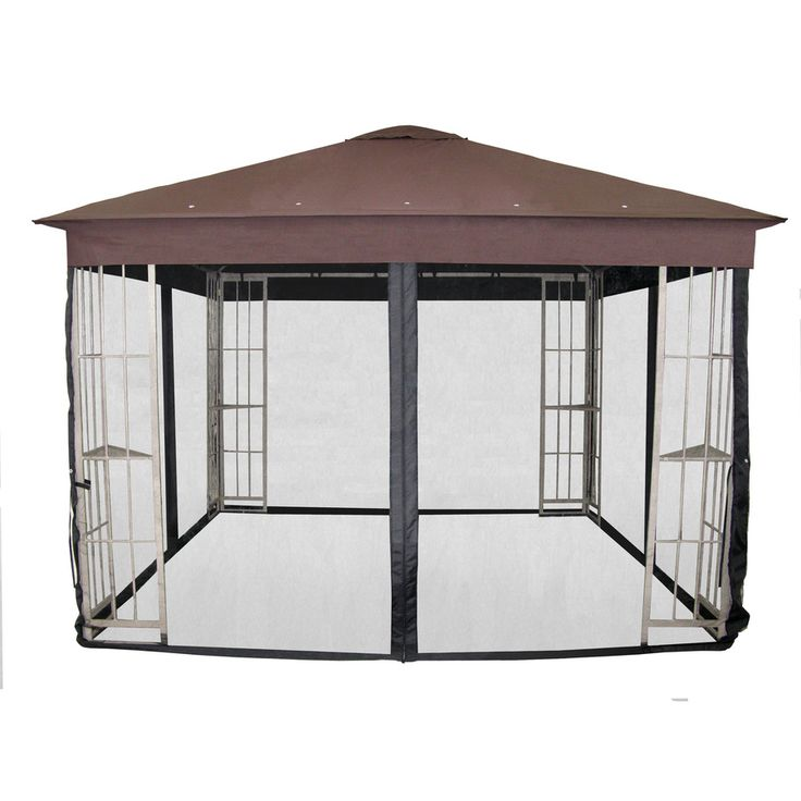 Best 25 Metal Frame Gazebo Ideas On Pinterest Patio