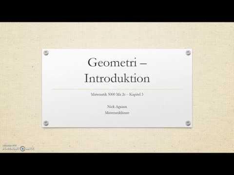 Matematik 5000 Ma 2c   Kapitel 3   Geometri - Vinklar - Inledning (3101 ...