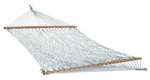 Hangit 13'Ft Large Cotton Rope Hammock In Individual Box Hangit http://www.amazon.in/dp/B00M2OSKXG/ref=cm_sw_r_pi_dp_hJFzub1GD01JT