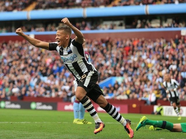 Dwight Gayle scores twice for Newcastle United to help his side to a comfortable 2-0 win over Leeds United at Elland Road.