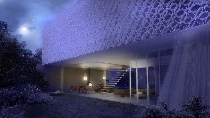 House 1115 by SIMPRAXIS architects | MORFO visualisations